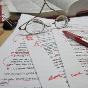 Manuscript Editing (Set-Up Discussion)